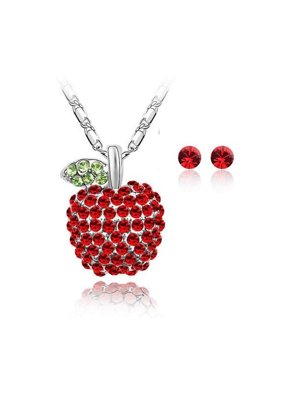 mazza-set-cu-swarovski-red-apple-91822