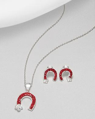 set-argint-cristale-rosii-potcoava