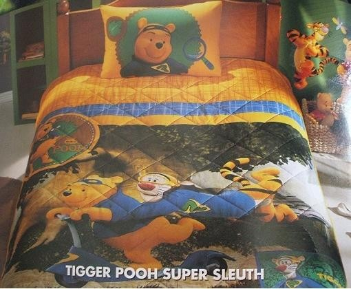 cuvertura-copii-tigger-and-pooh-super-sleuth