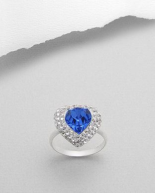 inel-argint-inima-cristal-albastru-M