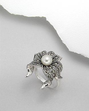 inel-floare-perla-marcasite-argint-M