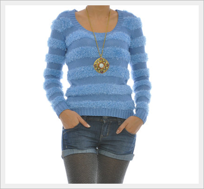 pulover cu maneca lunga pentru femei