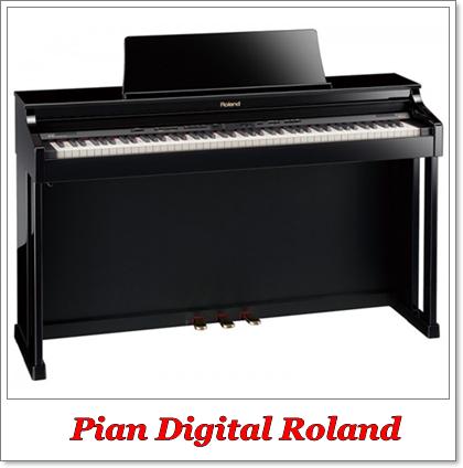 Pian digital Roland