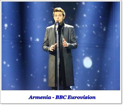 Armenia - BBC Eurovision