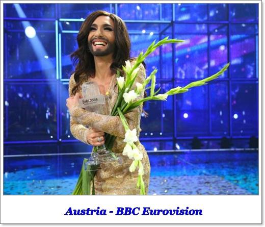 Austria BBC Eurovision