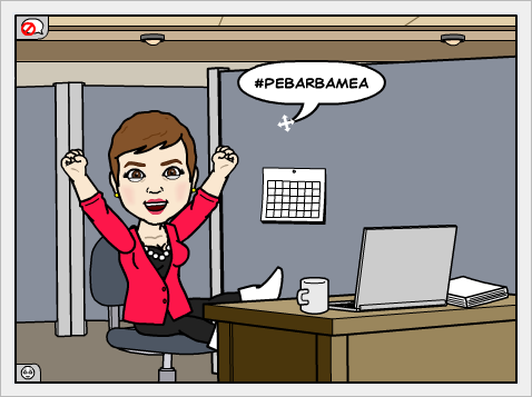 #pebarbamea5