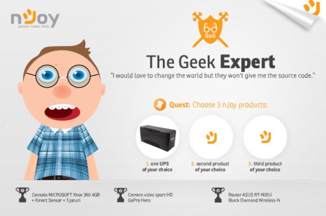 geek expert