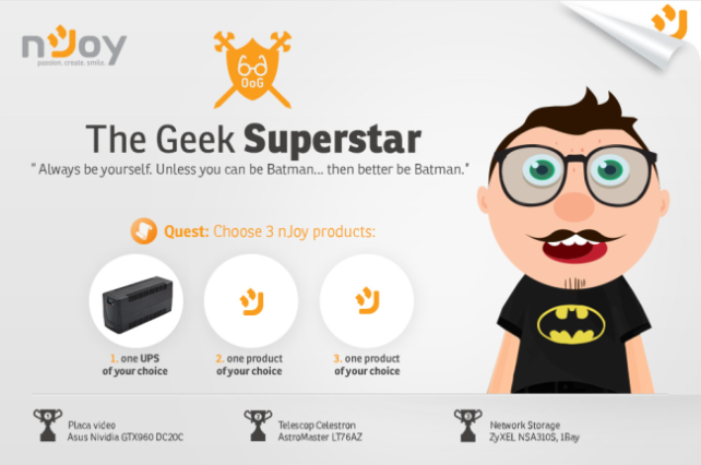 geek superstar