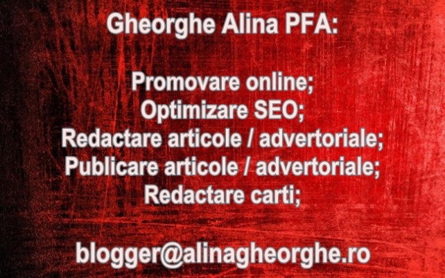 Alina Gheorghe PFA